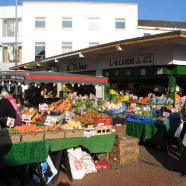 Doncaster Market Stalls