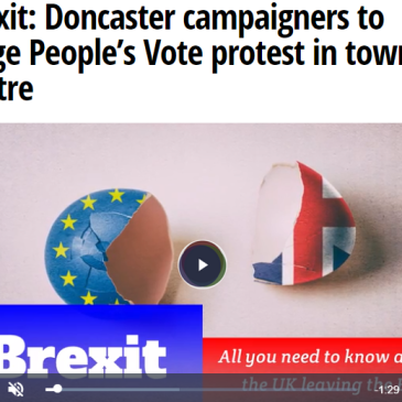 Doncaster Free Press 3rd Dec 2018 | Brexit | Doncaster People's Vote Campaign