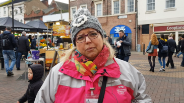 Why I'm campaigning | Frederika Roberts | Doncaster