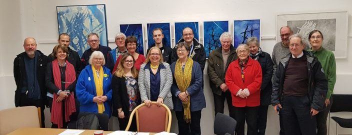 Best for Doncaster | Meeting 25th March 2019