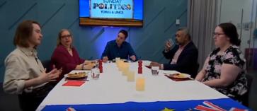 BBC Sunday Politics | Frederika Roberts | Best for Doncaster