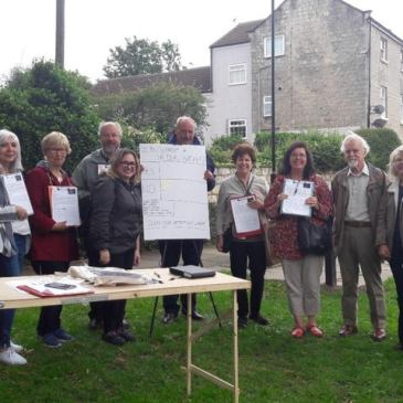 Doncaster campaigners gather signatures for Caroline Flint petition to stop no deal Brexit